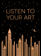 Listen-to-Your-Art-Pencil-Skyline-wSticker