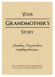 Your Grandmother's Story