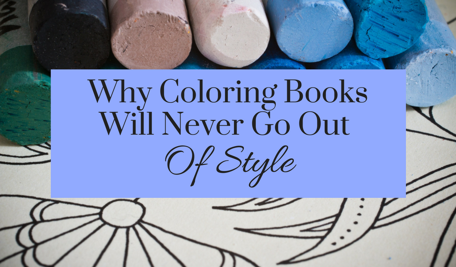 Why coloring books will never go out of style