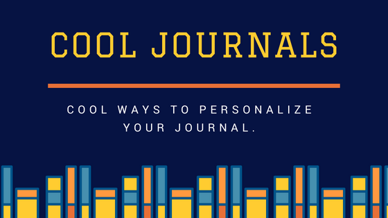 cool journals blog