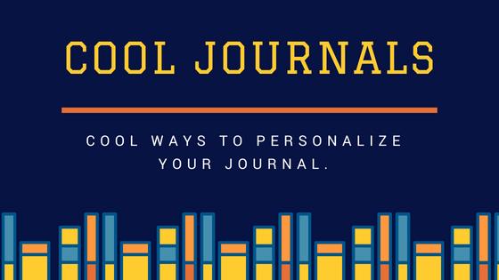 cool journals blog
