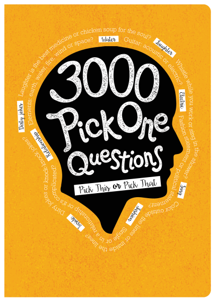 3000 Pick One Questions
