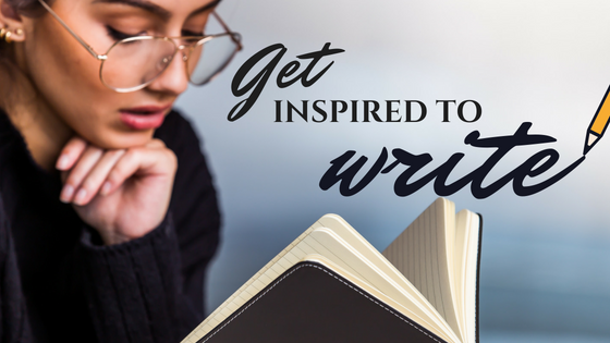 Get inspired to write