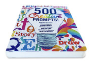 500 Creative Prompts! – front angle view