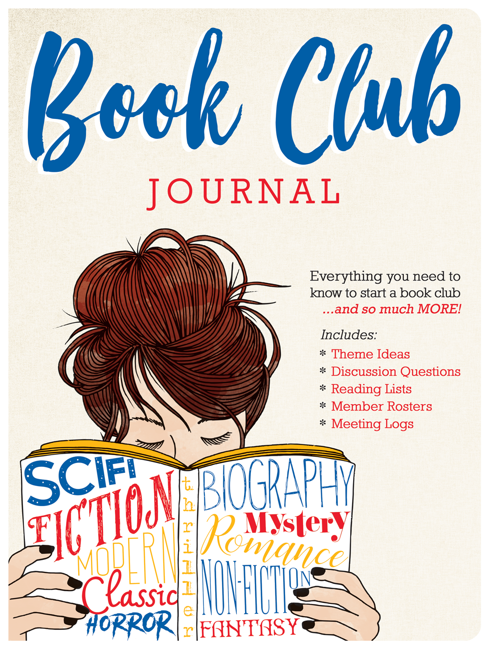 Book Club Journal