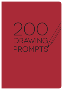 200 Drawing Prompts