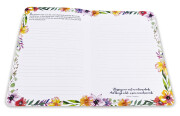 A Women's Gratitude – inside page 1
