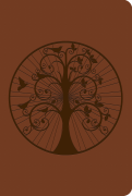 Soft Leatherlook Debossed – Tree of Life