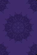 Soft Leatherlook Purple – Royal Mandala
