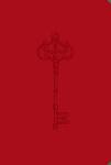 Red - Antique Key
