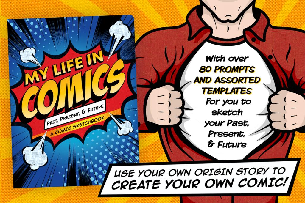 My Life in Comics