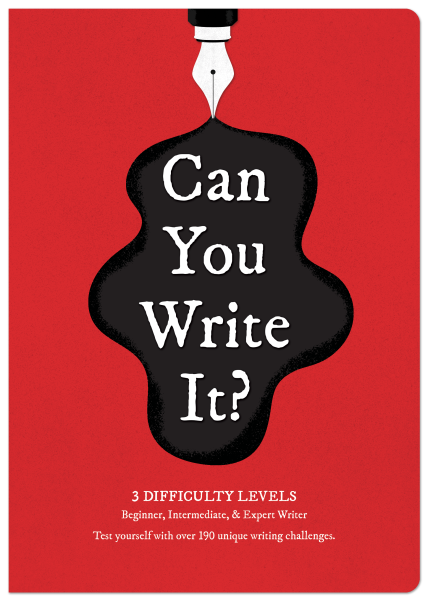 Can You Write It?