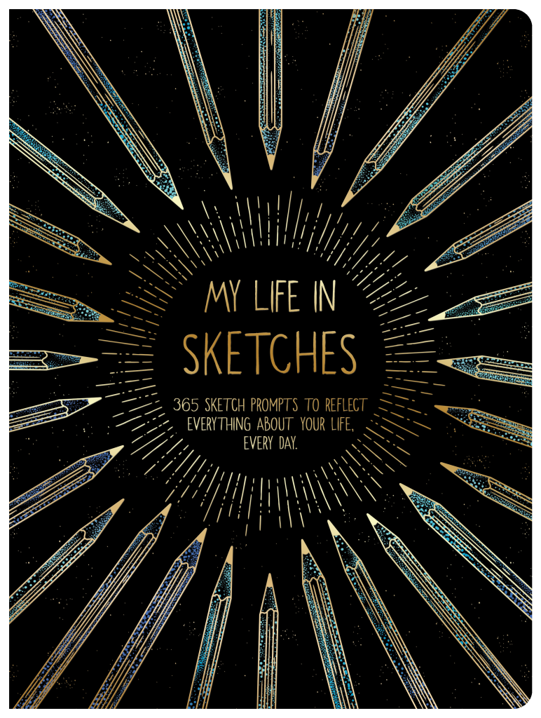 My Life in Sketches cover