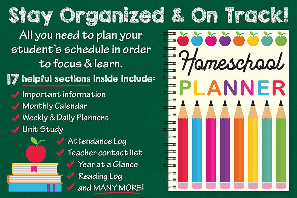 Homeschool Journal Graphic