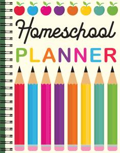 Homeschool Planner Cover