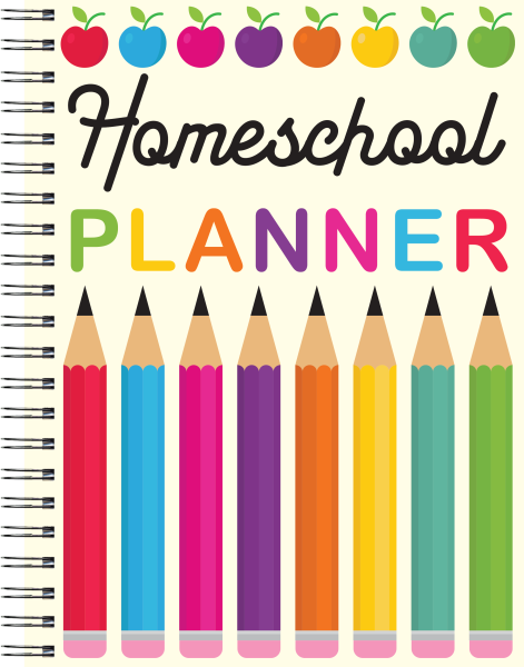 Homeschool Planner Cover